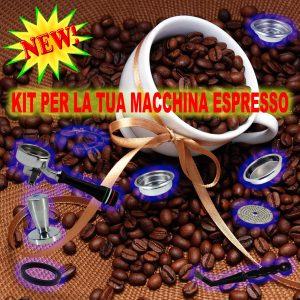 KIT MANUTENZIONE MACCHINE CAFFE'